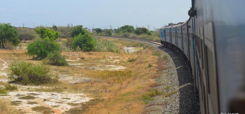 Family trip to Jaffna Peninsula – July2015