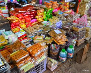 Jaffna Market full of goodies!