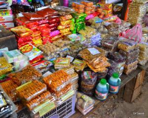 Jaffna Market full of goodies!