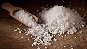 SALT (of theearth?)